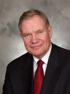 Paavo Lipponen, Former Prime Minister and Speaker of the Parliament of Finland. Photo by: Parliament of Finland.