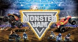 Monster Jam på Friends Arena