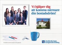 Annonskampanjer för fastighetsmäklare