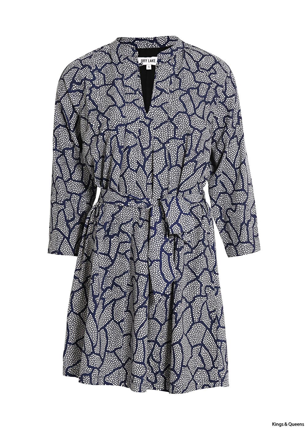 018 DL-17-07-12 SENSE SLEVE DRESS