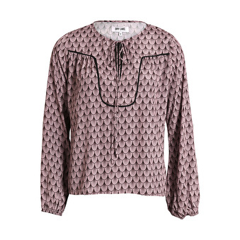 Shadowy blouse Dry Lake - Shadowy blouse S