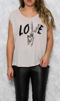 T shirt Love Nude - T shirt love nude oz