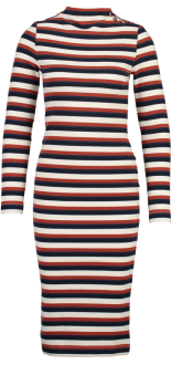 Randig klänning Garcia - Randig klänning Garcia S