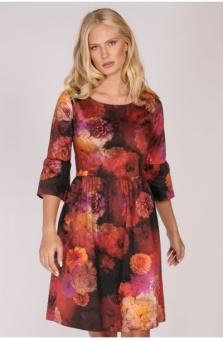 Jardena Frill Dress - Jardena frill dress XS