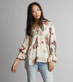 Dearly l/s blouse - Dearly blouse Odd Molly 1