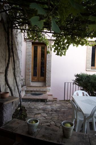 Lägenhet i Italien - byn Badolato