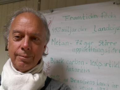Jim Sandlund på Masesgården