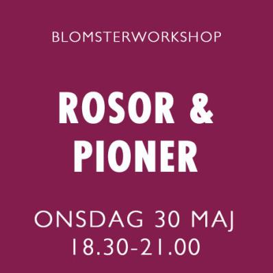 ROSOR & PIONER / 30 MAJ -
