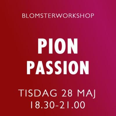 PIONPASSION / 28 MAJ -