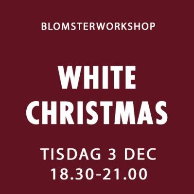 WHITE CHRISTMAS / 3 DEC -