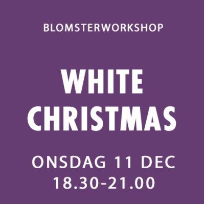 WHITE CHRISTMAS / 11 DEC -
