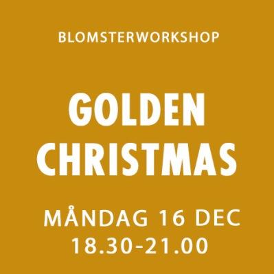 GOLDEN CHRISTMAS / 16 DEC -