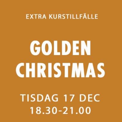 GOLDEN CHRISTMAS / 17 DEC -