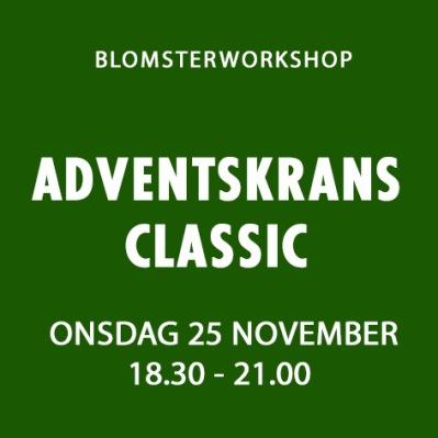 ADVENSTKRANS CLASSIC / 25 NOV -