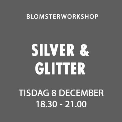 SILVER & GLITTER / 8 DEC -