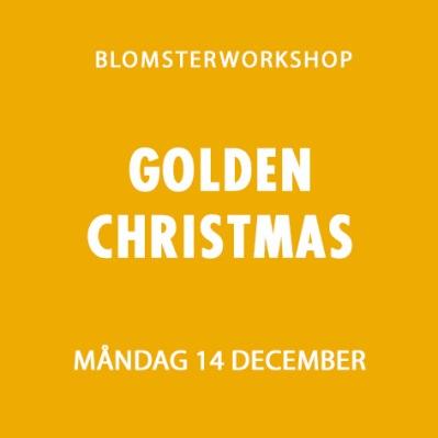 GOLDEN CHRISTMAS / 14 DECEMBER -