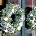 Blomsterbox Dörrkrans