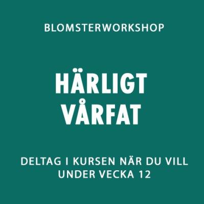 HÄRLIGT VÅRFAT V.12 -