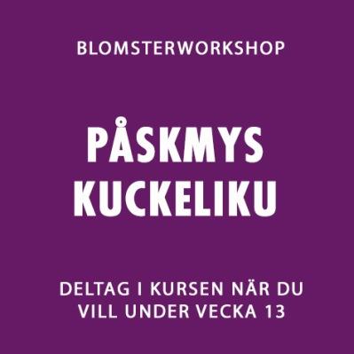 PÅSKMYS KUCKELIKU V.13 -