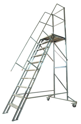Mobil trappa stål, art.nr 2200