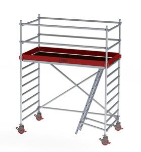 Rullställning Jumbo Pro bred, art.nr 9900-2