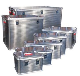 Aluminiumboxar 29-415 liter