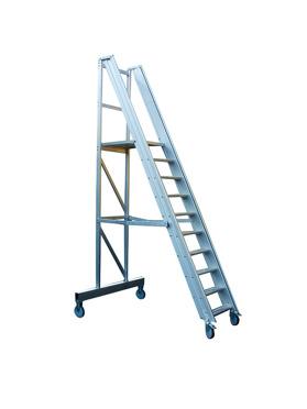 Mobil trappa, art.nr 4200