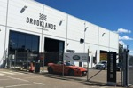 Fasad Brooklands