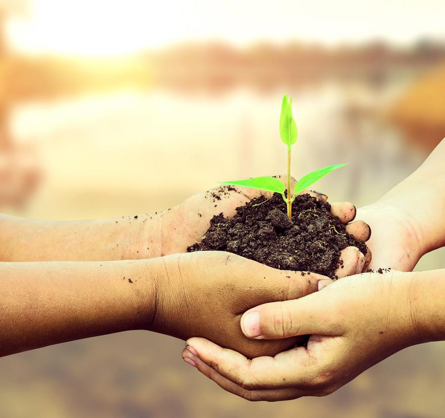 Tillsammans skapar vi nya möjligheter