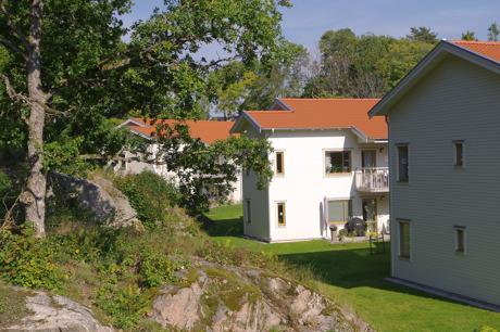 Kapelle, 20 bostadsrättslägenheter i Uddevalla