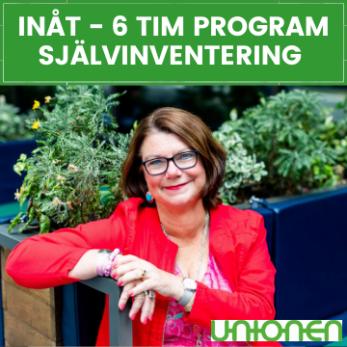 INÅT - SJÄLVINVENTERING 6 tim program -