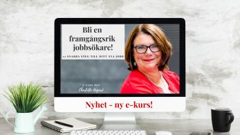 BLI EN FRAMGÅNGSRIK JOBBSÖKARE  e-kurs - Bli en framgångsrik jobbsökare - e-kurs