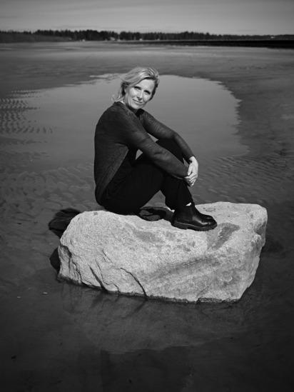 Kompositör Susanna Lindmark