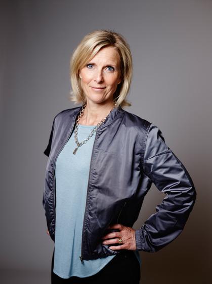 Susanna Lindmark föreläser om kreativt ledarskap