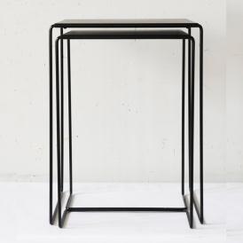 Satsbord svart