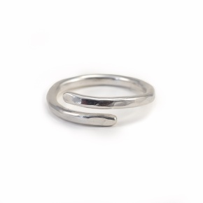 MNOP. Öppen ring 2mm