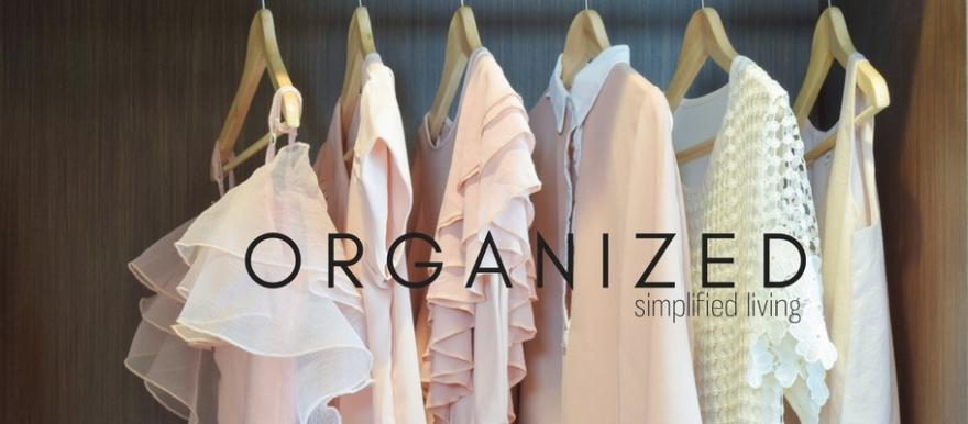 Organized. Anlita en professionell organisatör