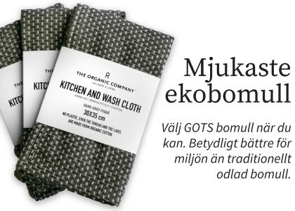The organic company. Ekobomull.