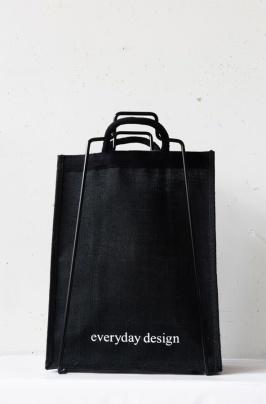Everyday design bag holder
