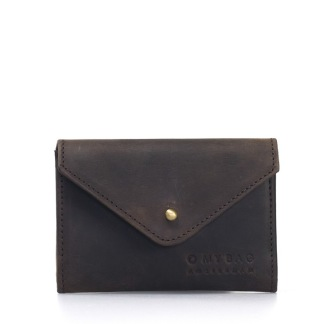 O My Bag plånbok mörkbrun