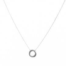 Article22 silverhalsband