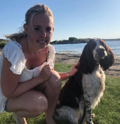 Sally, Ljungstorps Cash Game godkänt viltspår anlagsklass
