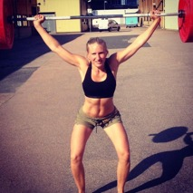 Coach Jessica Gilljam