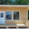 Friggebod Funkis 15 m² - Isolerad