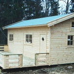 Fritidshus 32 m² + Loft