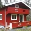 Härbre 25 + 25 m2 + Balkong - Isolerad