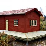 Fritidshus 50 m² + Loft