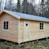 Fritidshus 32 m2 - Isolerad