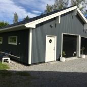 Garage 100 kvm.