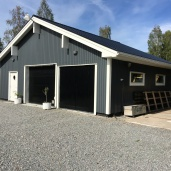 Garage 100 kvm